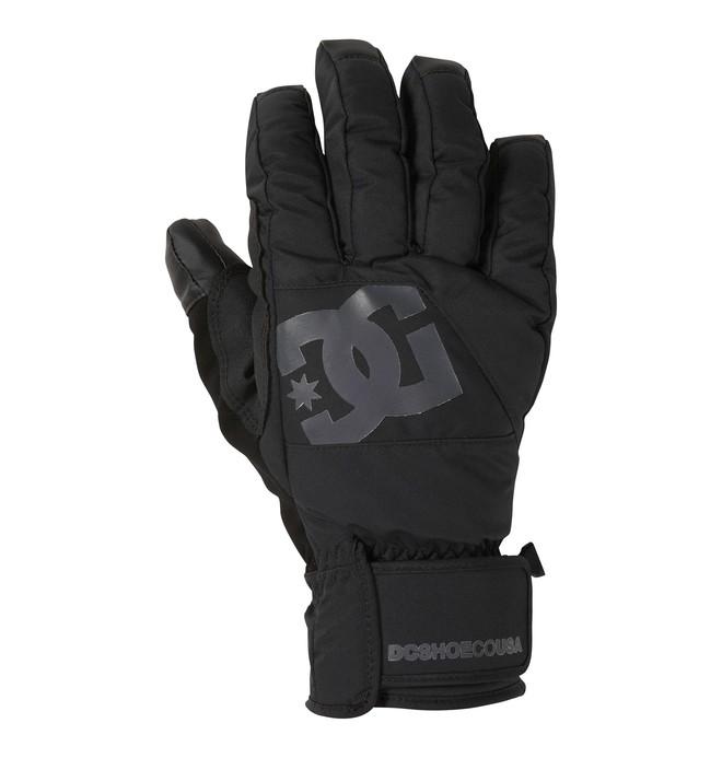 0 Men's Seger Snowboard Gloves  54671064 DC Shoes