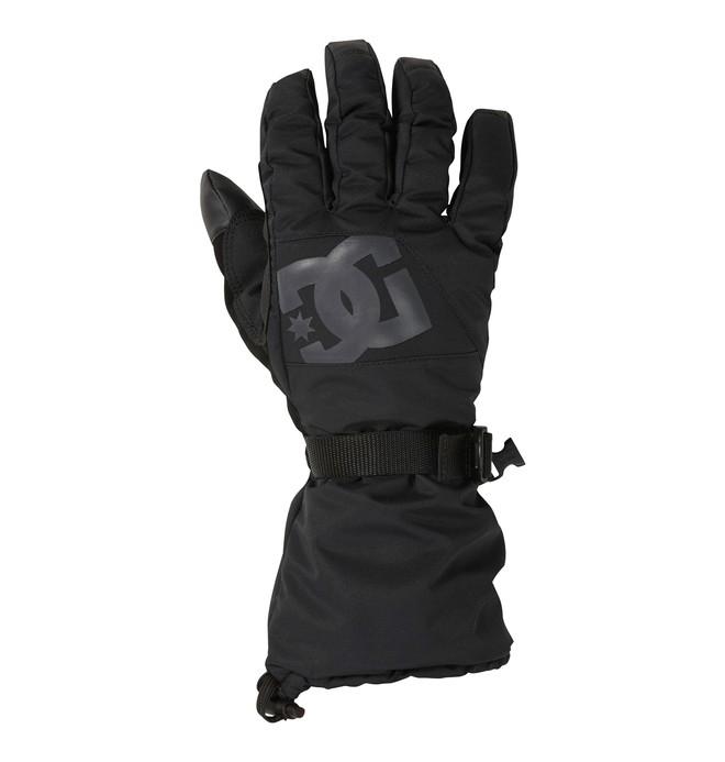 0 Men's Seger Over Snowboard Gloves  54671065 DC Shoes