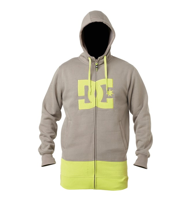 0 Men's Bromley Zip Hoodie  54860043 DC Shoes