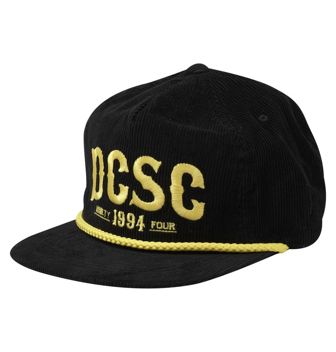 0 Men's Lunger Hat  55300140 DC Shoes
