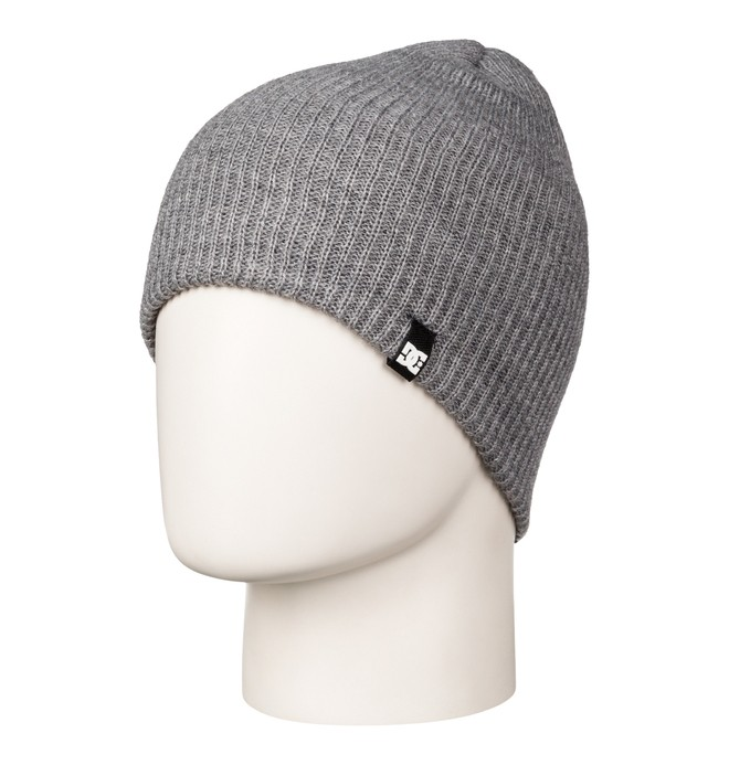 0 Clap - Beanie Grey 55310017 DC Shoes