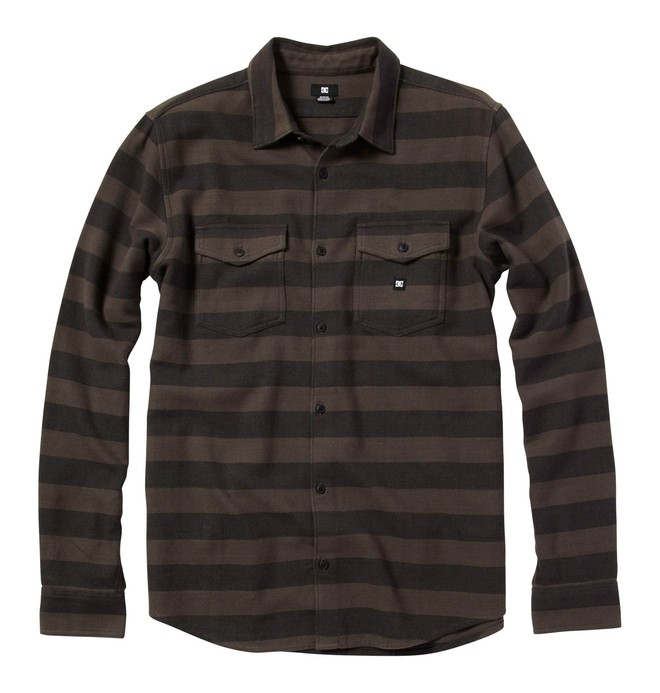 0 Men's Howler Long Sleeve Shirt  55820072 DC Shoes