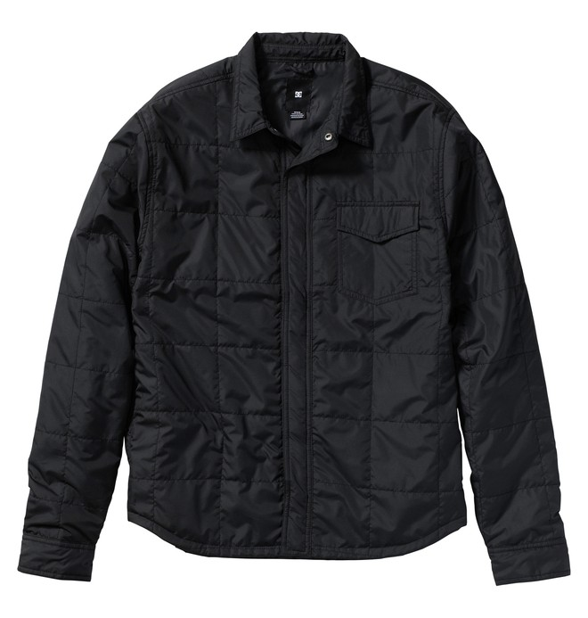 0 Men's Goosen Jacket  55840063 DC Shoes