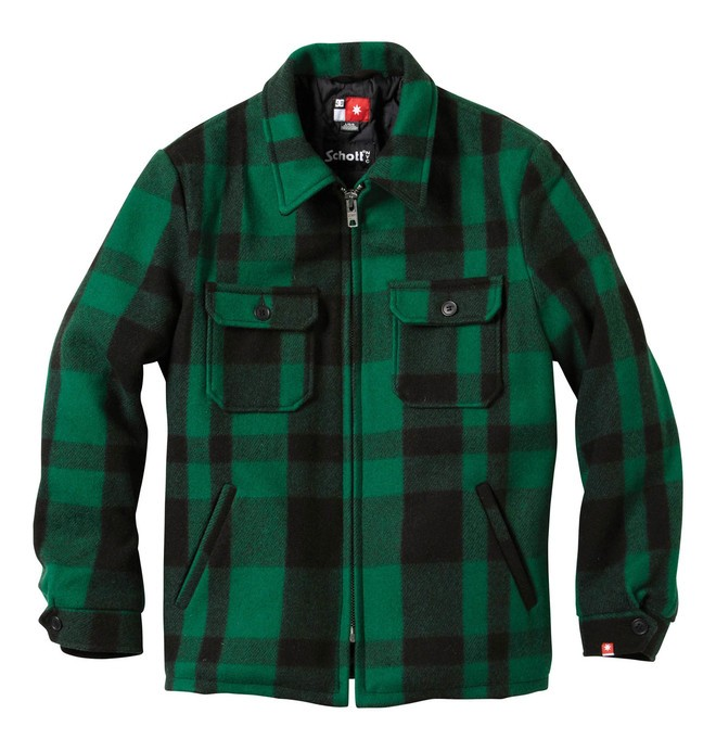 0 CURBSIDE FLANNEL  CO  55840065 DC Shoes