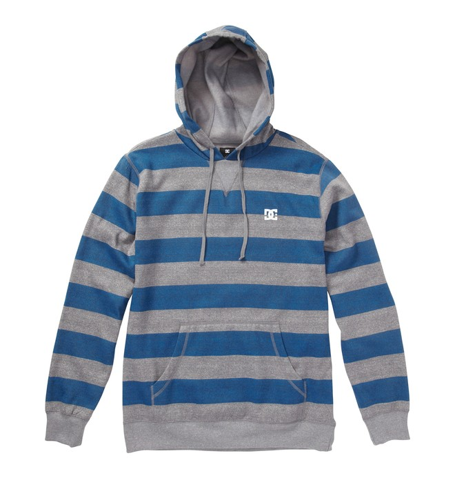 0 Men's Rebel Stripe Hoodie  55860088 DC Shoes