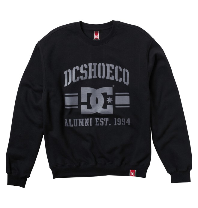 0 Men's Rob Dyrdek Alumni Crew Sweatshirt  55860102 DC Shoes