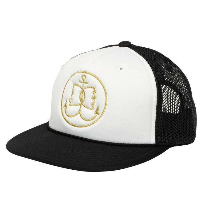 0 Women's Hattain Hat  61300039 DC Shoes