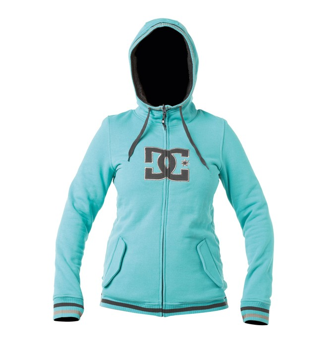 0 Women's Felice Reversible Zip Hoodie  64460029 DC Shoes