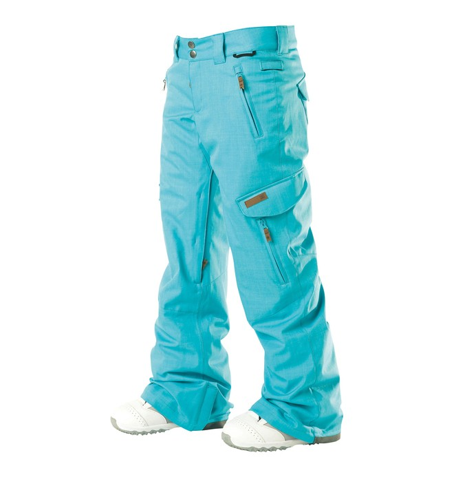 0 Women's Verve Snowboard Pants  64601095 DC Shoes