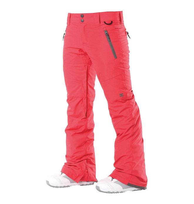 0 Women's Gallary Snowboard Pants  64601098 DC Shoes