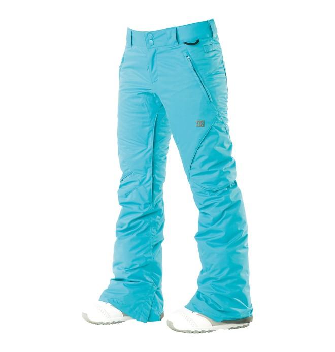 0 Women's Ace Slim Snowboard Pants  64601201 DC Shoes