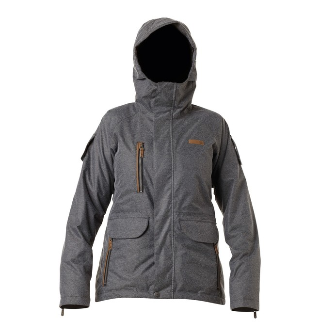 0 Women's Contra Snowboard Jacket  64641110 DC Shoes