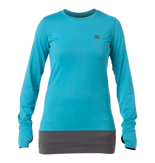 0 Women's Galena Base Layer Crew  64670030 DC Shoes