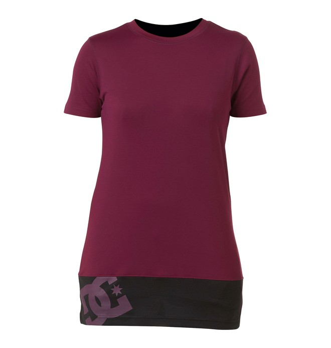 0 Women's Valdress Base Layer Shirt  64670032 DC Shoes