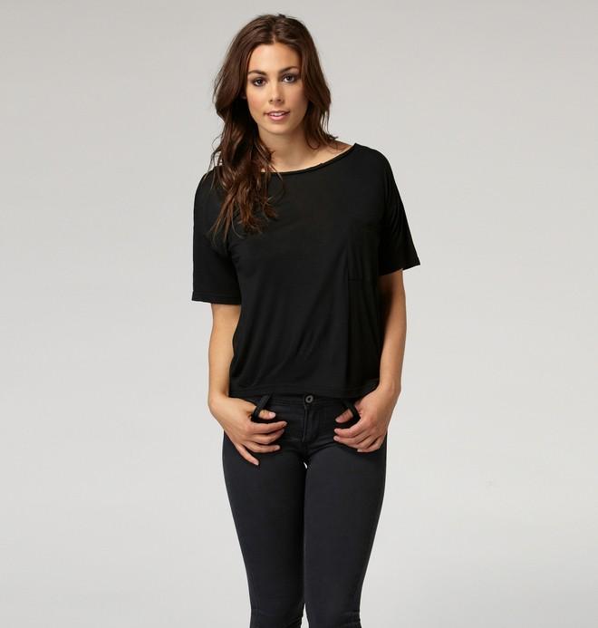 0 Women's Bolt Shirt  65430072 DC Shoes