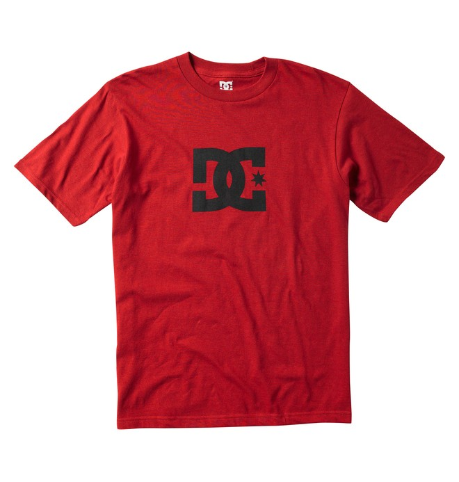 0 Boy's Star Tee  71200015 DC Shoes