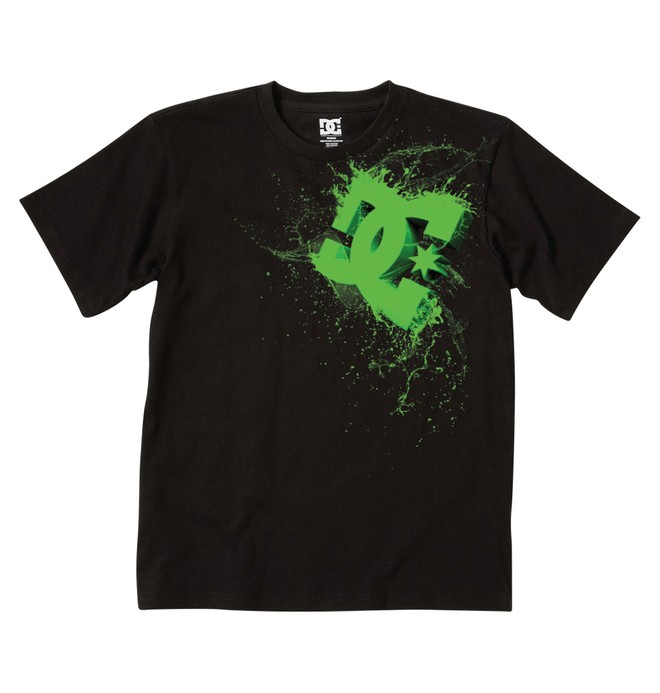 0 Boy's Bucket Tee  71200163 DC Shoes