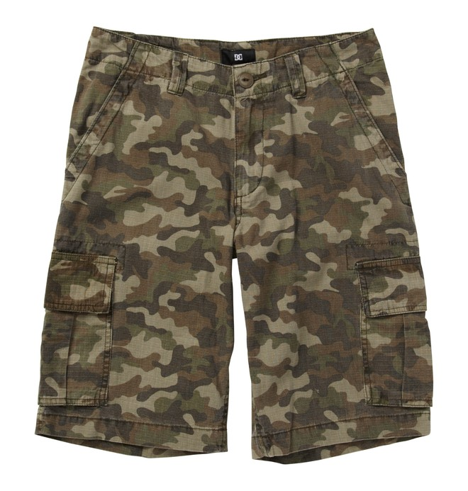 0 Boy's 8-16 Deploy Shorts  71810081 DC Shoes