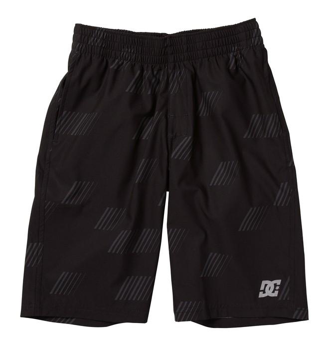 0 Boy's Launch Training Shorts  71810088 DC Shoes