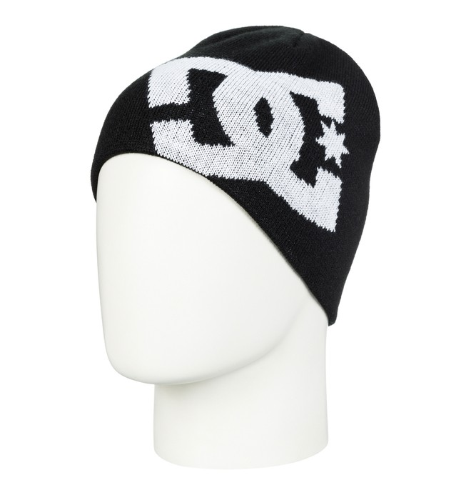 0 Big Star - Beanie for Boys 8-16 Black 73310007 DC Shoes