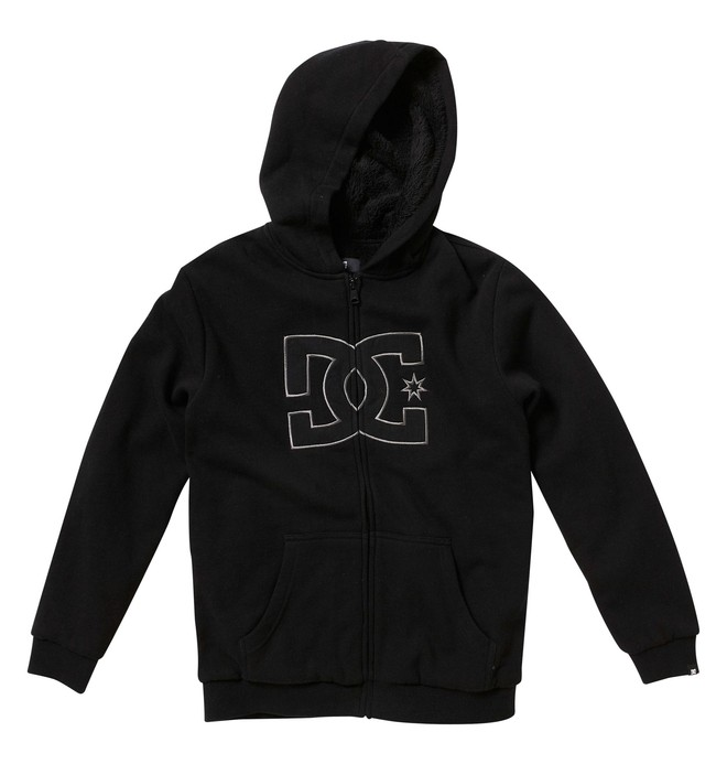 0 Boys Tangle Zip Hoodie  73860102 DC Shoes