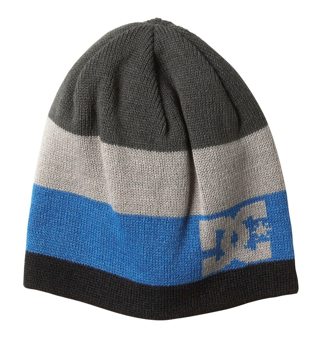 0 Boy's Anthony Reversible Beanie  74310040 DC Shoes