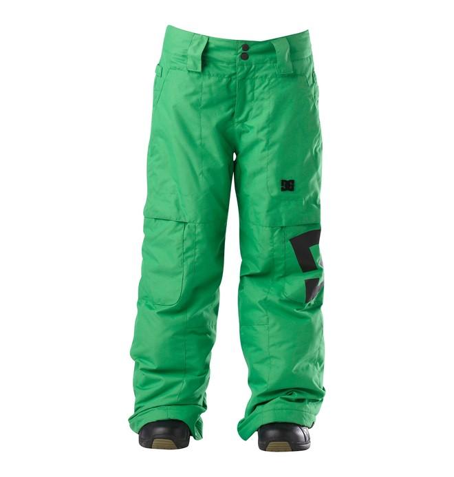 0 Kids Banshee Snowboard Pants  74601020 DC Shoes