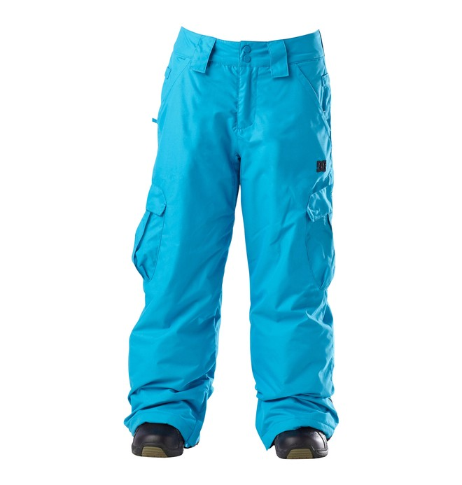 0 Kids Donon Snowboard Pants  74601021 DC Shoes