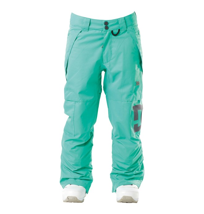 0 Girls Maci Snowboard Pants  74601027 DC Shoes