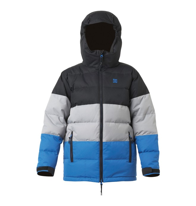 0 Boys Stage Snowboard Jacket  74641032 DC Shoes