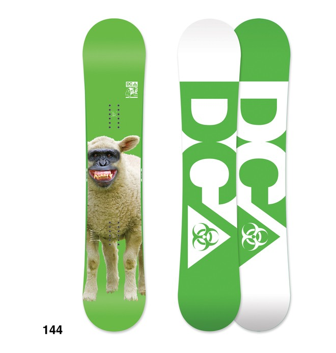 0 Men's PBJ Snowboard  990167P DC Shoes