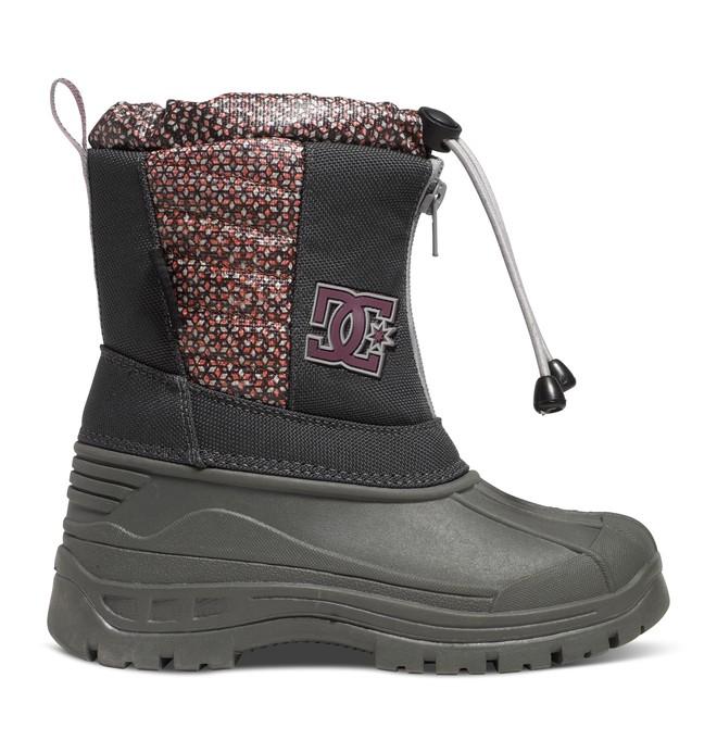 0 Kids 4-7 Squamish Boots  ADBB100001 DC Shoes