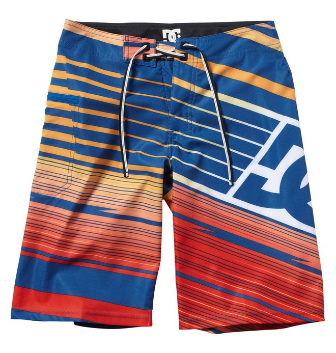 0 Boy's Exhaust Boardshorts  ADBBS00002 DC Shoes