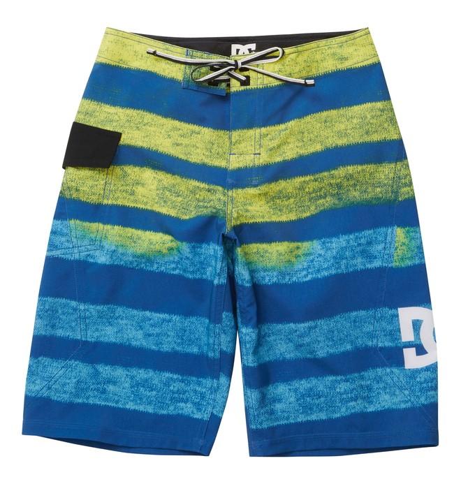 0 Boy's Titaniumby Boardshorts Blue ADBBS00047 DC Shoes