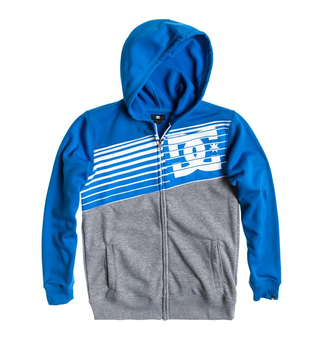 0 Boy's Go Big Sweatshirt  ADBFT00049 DC Shoes