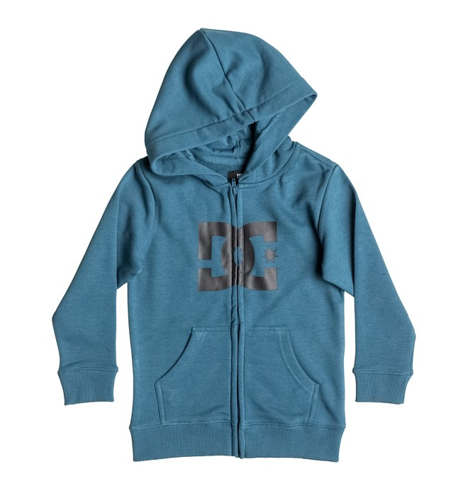 0 Boy's 8-16  Star Zip Up Hoodie  ADBFT03018 DC Shoes