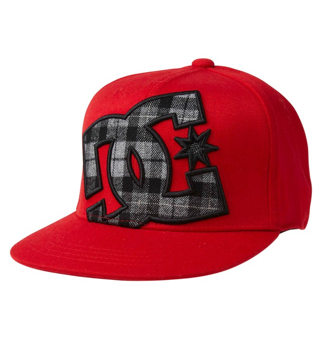 0 Boy's Ya Heard Hat  ADBHA00005 DC Shoes