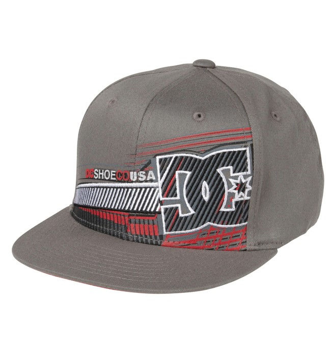 0 Boys Whisky Throttle Hat  ADBHA00034 DC Shoes