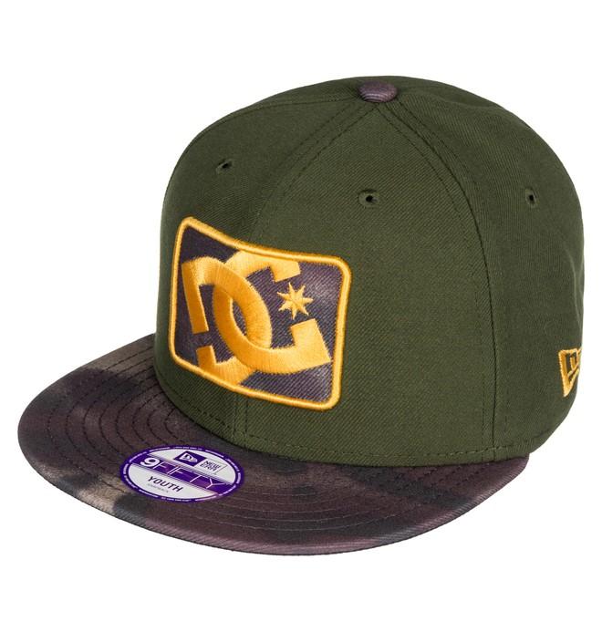 0 Boy's Buzzcut Boy Hat  ADBHA03005 DC Shoes