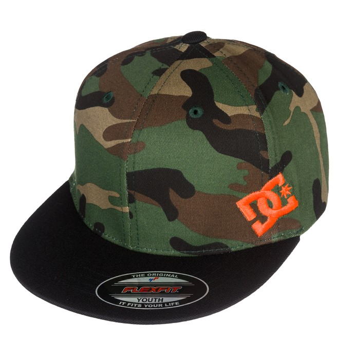 0 Boy's Whining Boy Hat  ADBHA03006 DC Shoes