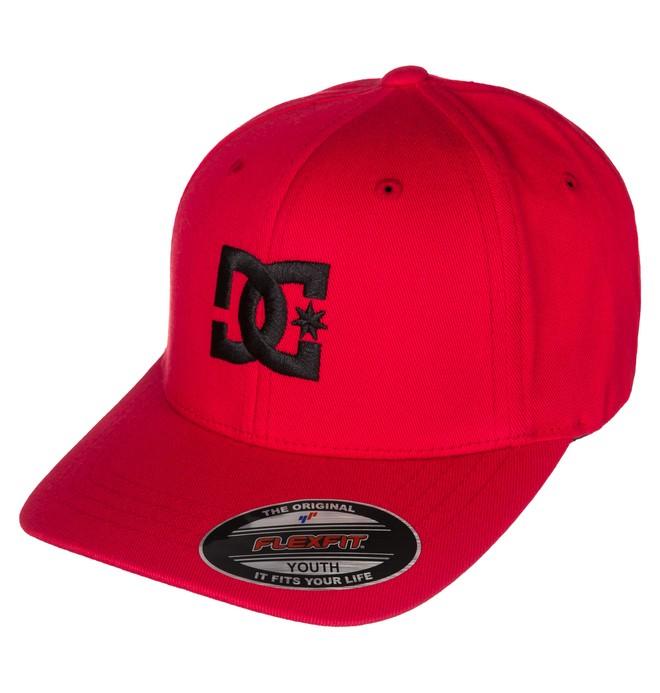 0 Boy's Cap Star 2 Boy Hat  ADBHA03007 DC Shoes