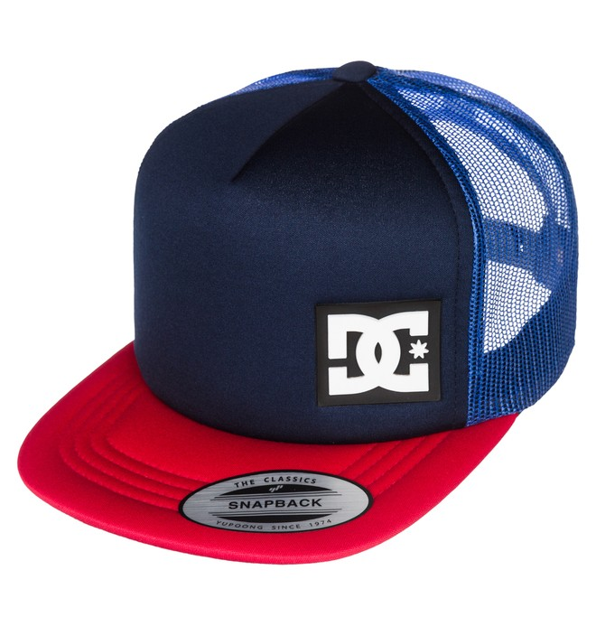 0 Kid's Blanderson Hat  ADBHA03013 DC Shoes