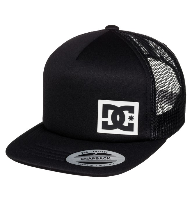 0 Blanderson - Trucker Cap  ADBHA03013 DC Shoes