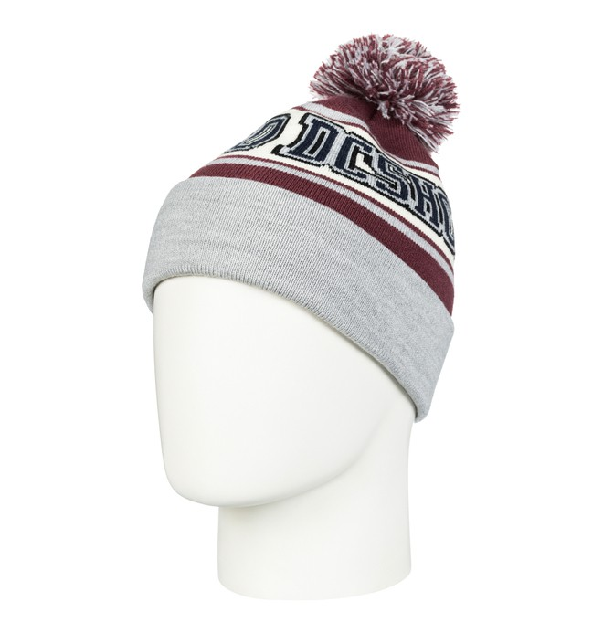 0 Baseline - Bobble Beanie  ADBHA03017 DC Shoes