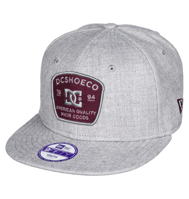 0 Flowker - Gorra tipo trucker  ADBHA03021 DC Shoes
