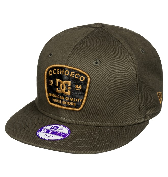 0 Flowker - Casquette Trucker  ADBHA03028 DC Shoes
