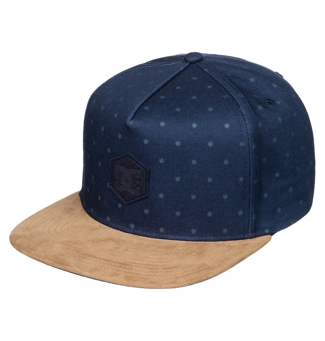 0 Boy's 8-16 Marrow Strapback Hat  ADBHA03033 DC Shoes