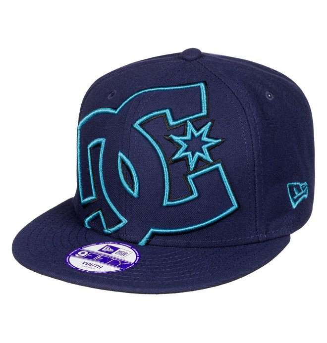 0 Double Up - Casquette snapback  ADBHA03050 DC Shoes