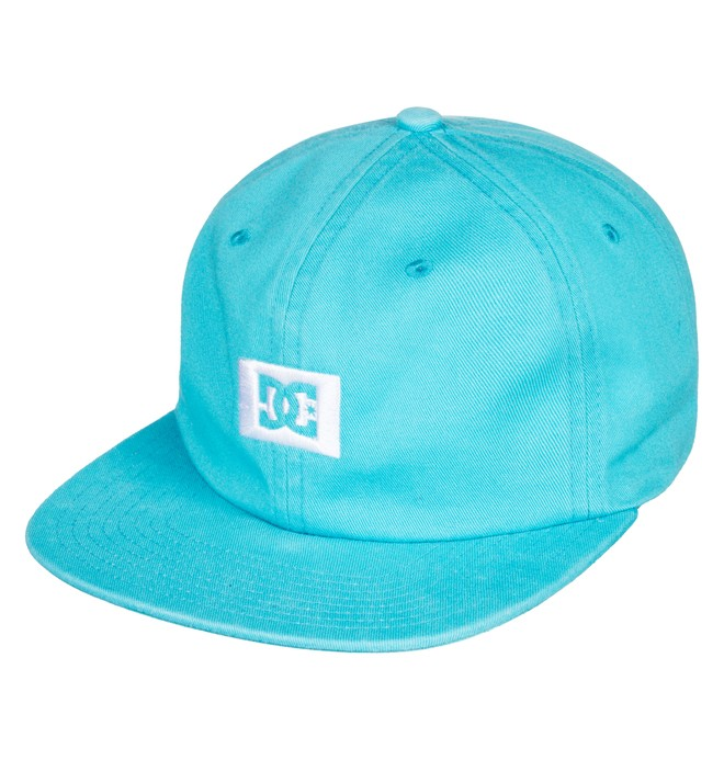 0 Boy's 8-16 Bronies Snapback Hat Blue ADBHA03069 DC Shoes