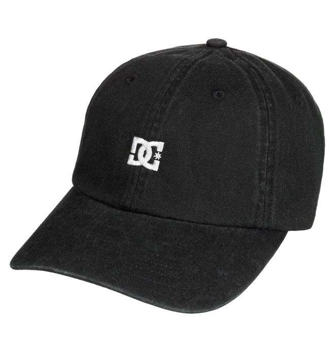 0 Niños 8-16 Gorra Papá Uncle Fred Negro ADBHA03072 DC Shoes